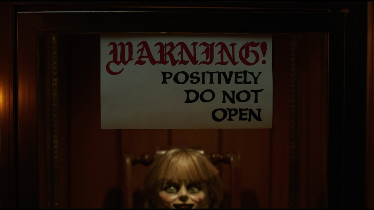 Photo of ANNABELLE COMES HOME – Official Trailer