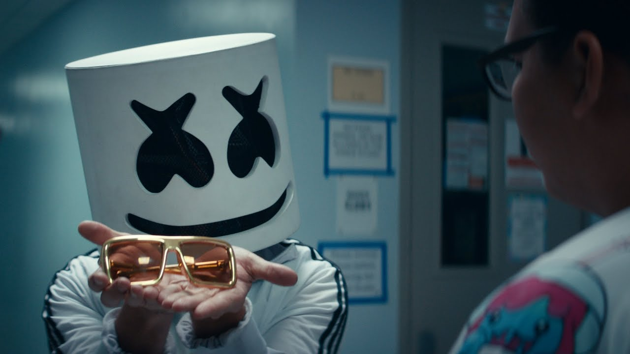 Photo of Marshmello – Tell Me (Official Music Video)