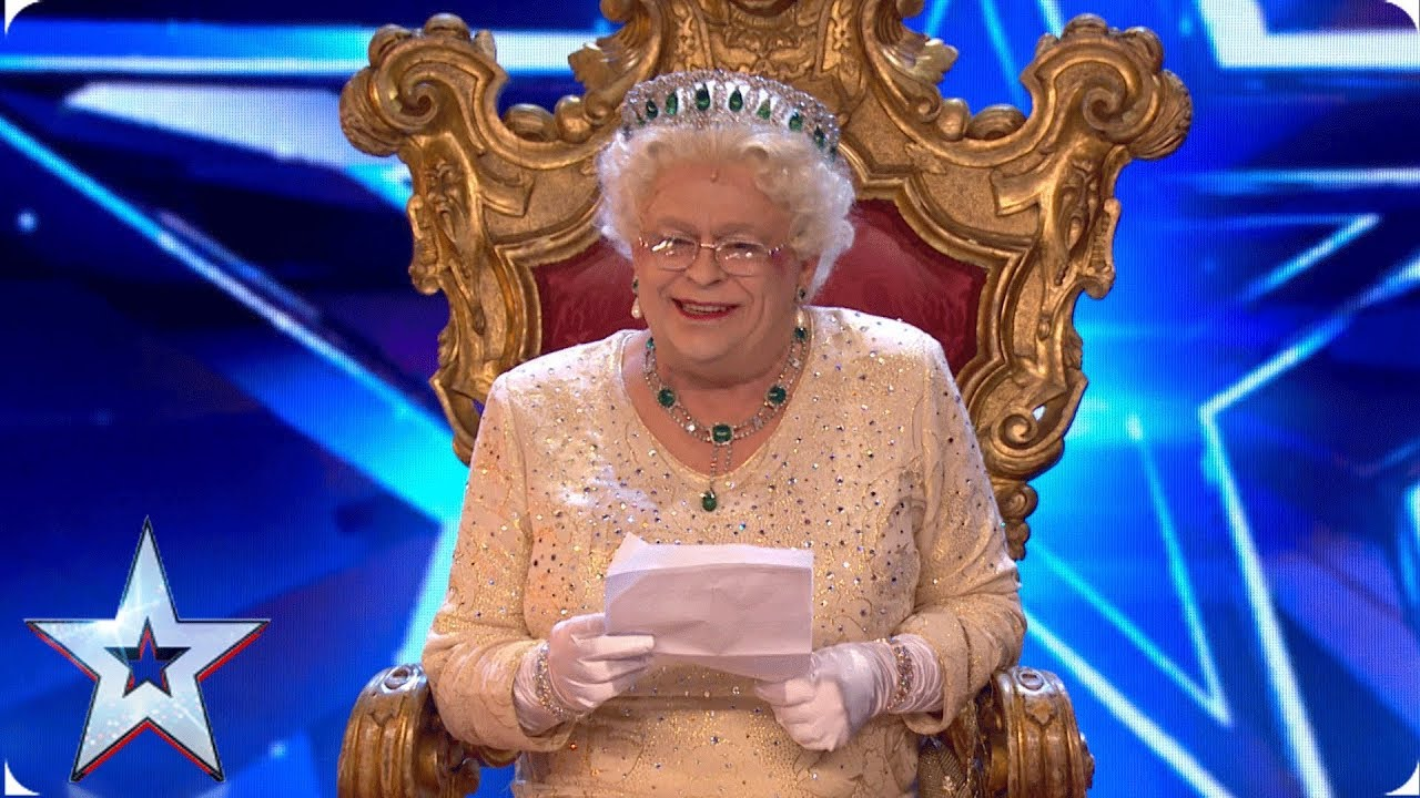 Photo of OMG! Did the Queen just say that?! | Auditions | BGT 2019