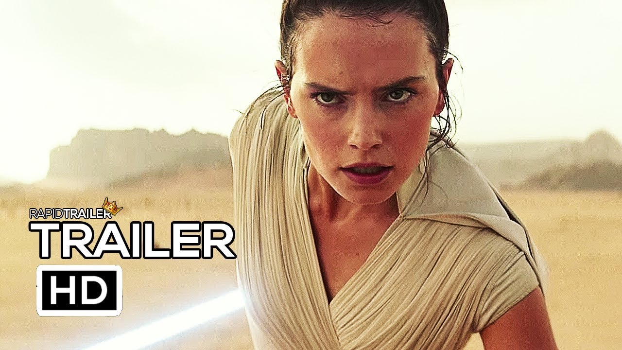 Photo of STAR WARS 9 Official Trailer (2019) The Rise Of Skywalker Movie HD