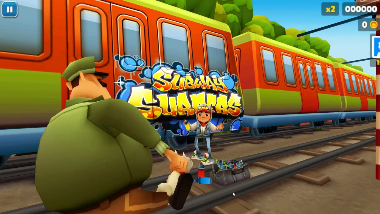 Photo of Subway Surfers Gameplay PC – First play