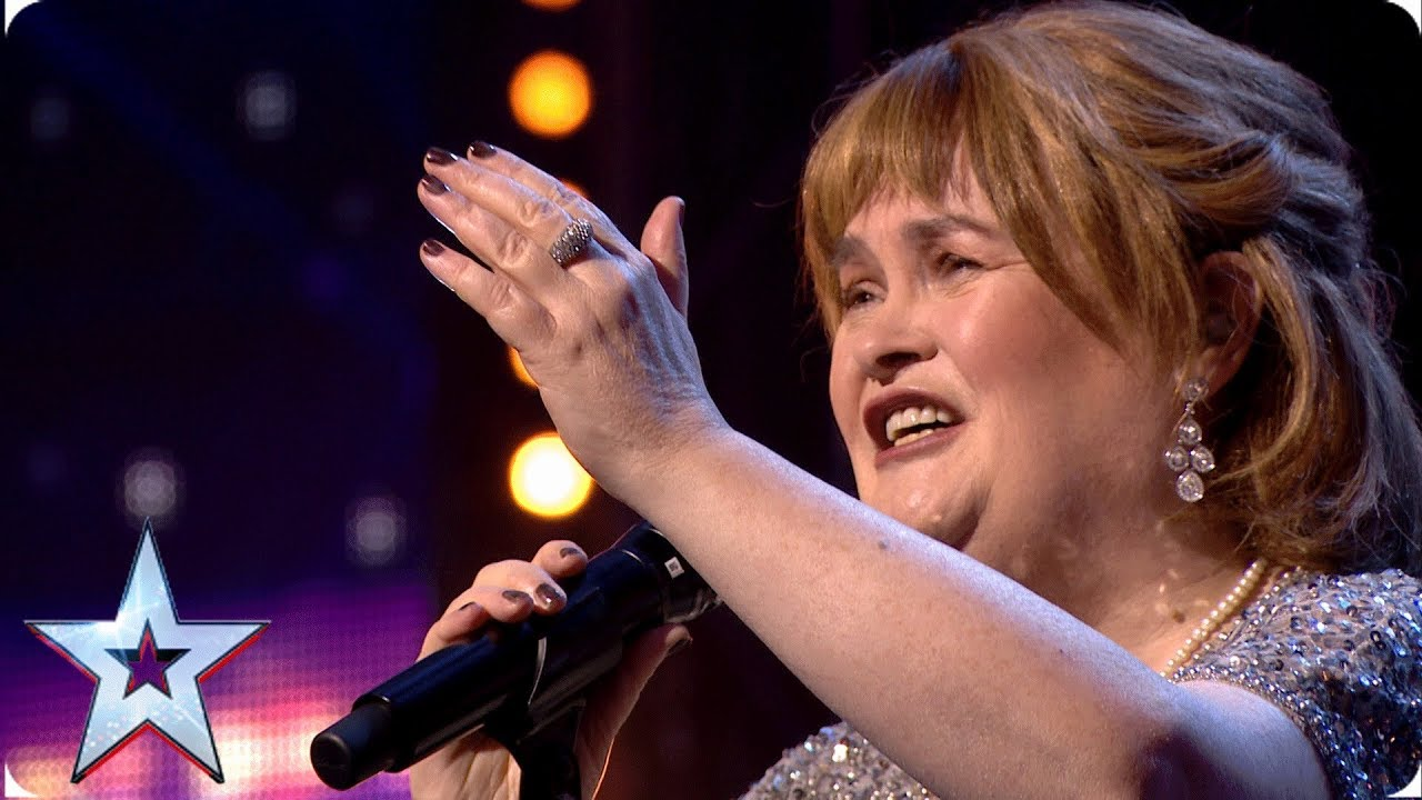 10 years later: The return of Susan Boyle | Auditions | BGT 2019