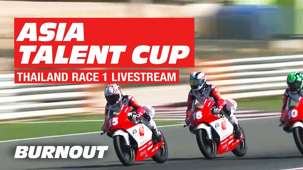 Photo of 2019 Asia Talent Cup | Thailand Race 1 FULL | Rd 2 | LIVESTREAM REPLAY | BURNOUT