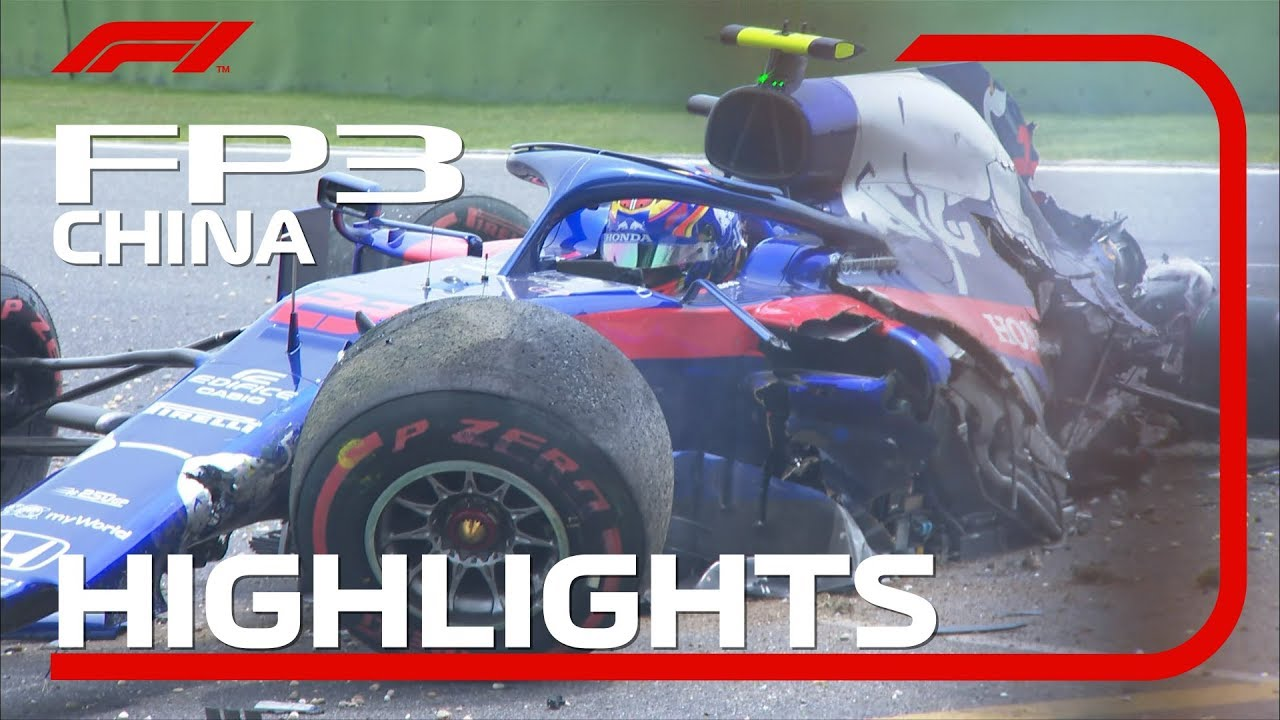 Photo of 2019 Chinese Grand Prix: FP3 Highlights
