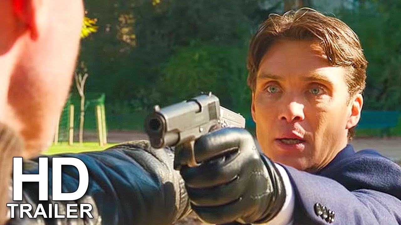 Photo of ANNA Official Trailer (2019) Cillian Murphy, Luc Besson Action Movie HD