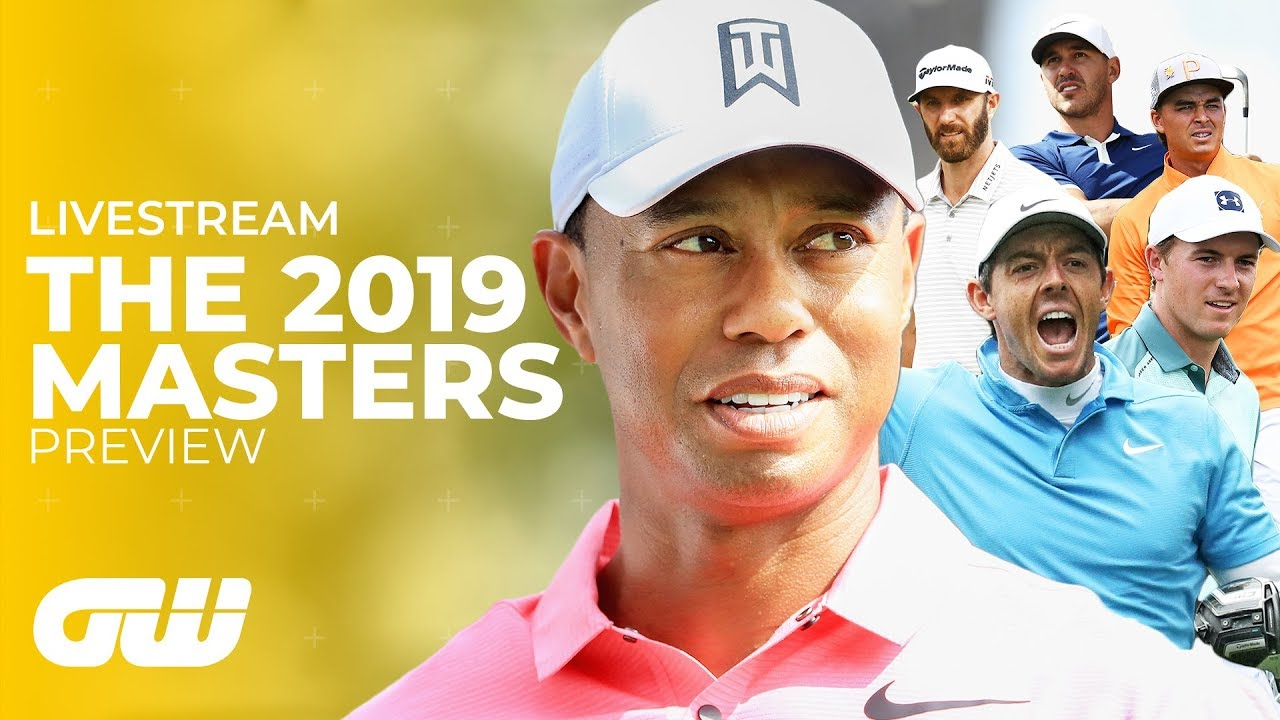 The Masters 2019: Who Is Going to Win? | 24/7 LIVESTREAM | Golfing World