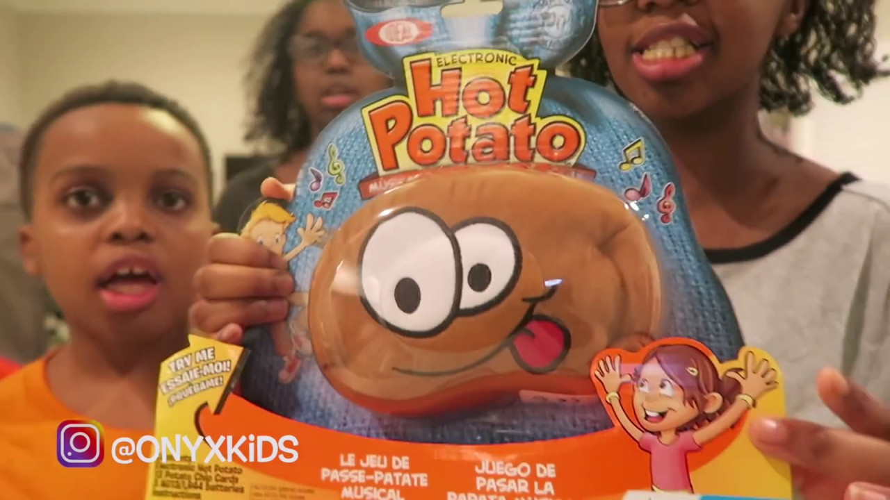 Photo of HOT POTATO GAME!