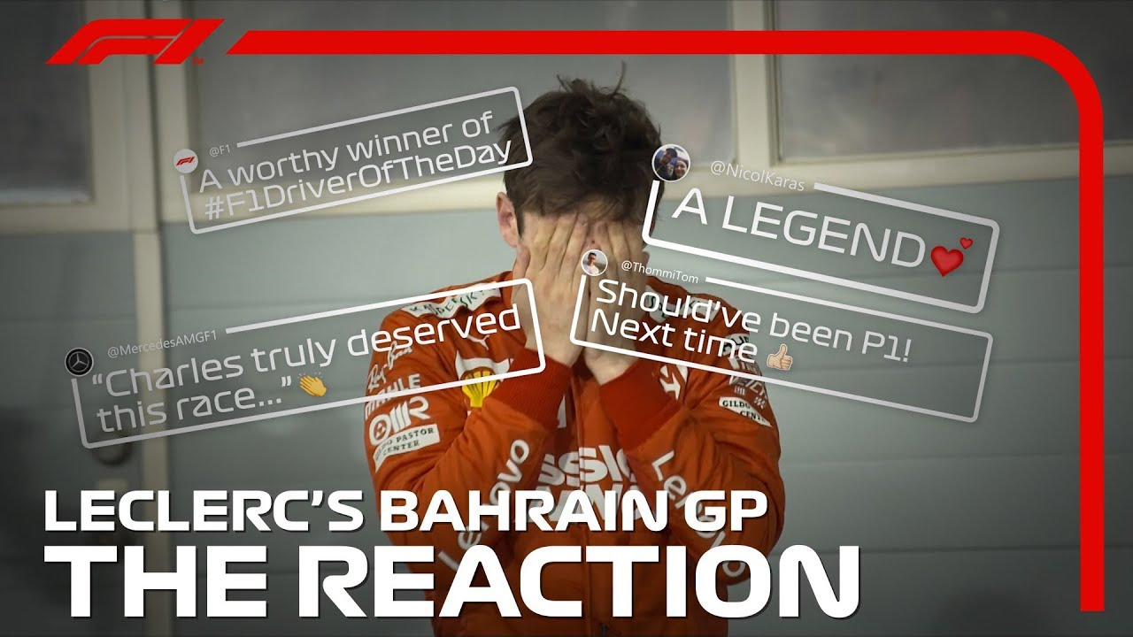 Photo of How Leclerc's Dream Weekend Turned To Agony | 2019 Bahrain Grand Prix