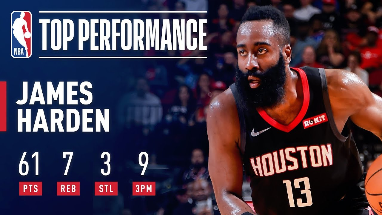 Photo of James Harden's UNBELIEVABLE Clutch 61 Point Performance | March 22, 2019