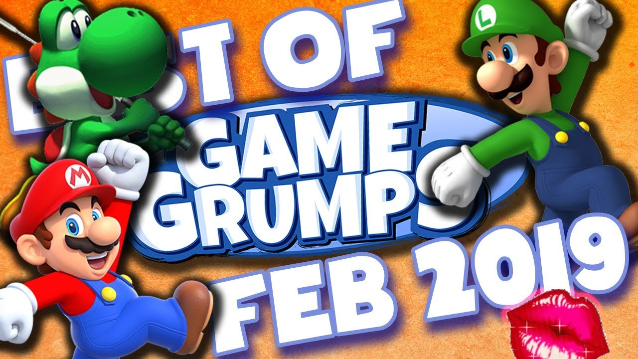 Photo of BEST OF Game Grumps – February 2019