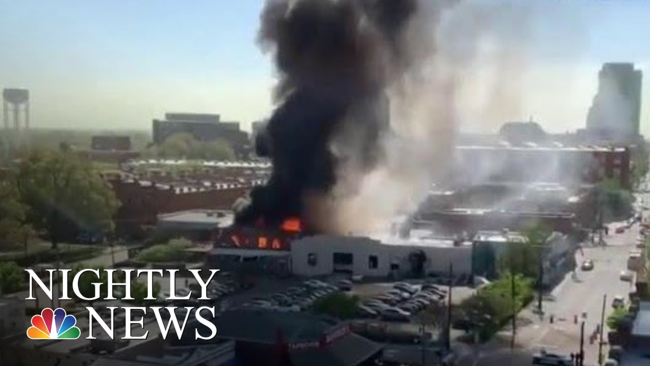 Photo of Nightly News Broadcast (Full) – April 10, 2019 | NBC Nightly News