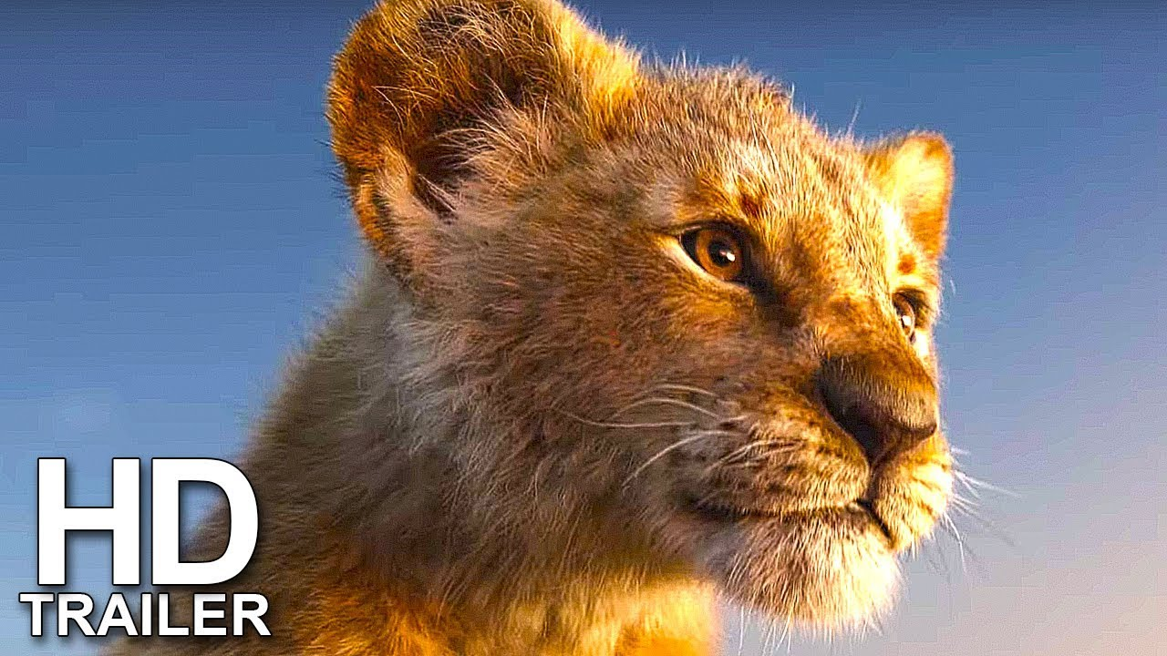 Photo of THE LION KING Official Trailer #2 (2019) Live Action, Disney Movie HD