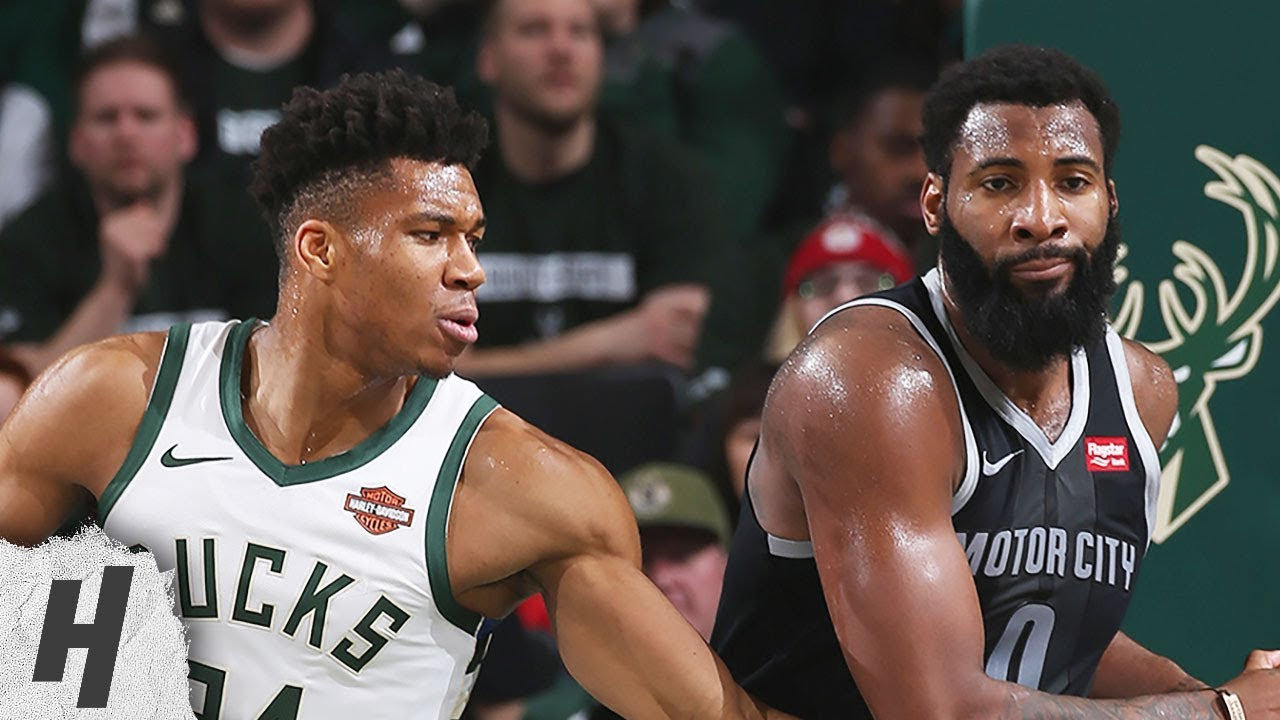 Photo of Detroit Pistons vs Milwaukee Bucks – Full Game 1 Highlights | April 14, 2019 Playoffs