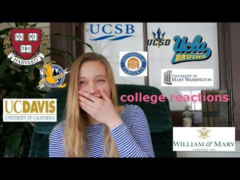 Photo of IVY DAY + COLLEGE DECISIONS REACTIONS 2019 || Harvard, UC Berkeley, UCLA, William & Mary, & more!!