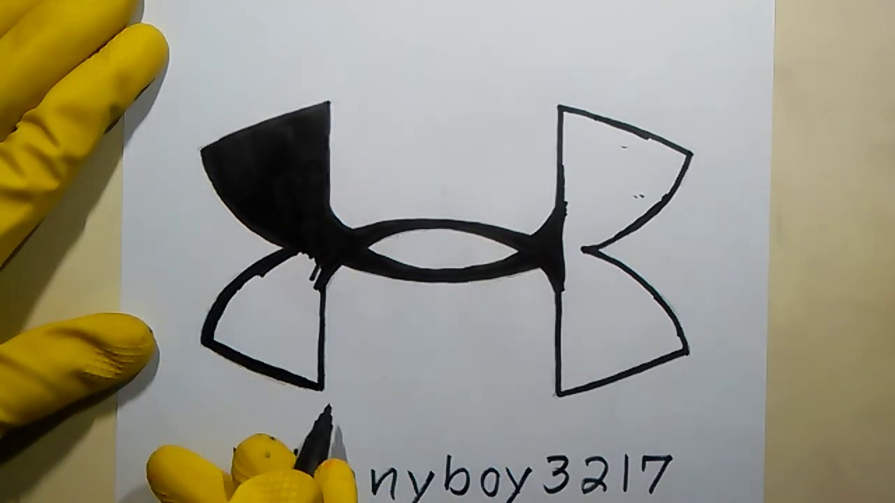 Photo of How To Draw Under Armour Logo #2 Shoe 2019