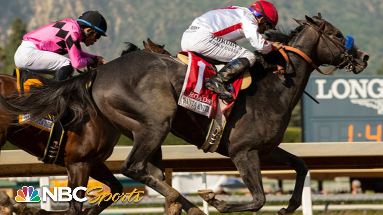 Photo of Santa Anita Derby 2019 (FULL RACE) | Road to the Kentucky Derby | NBC Sports