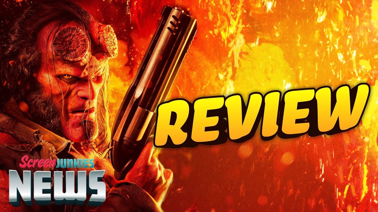 Photo of Hellboy (2019) | Review!