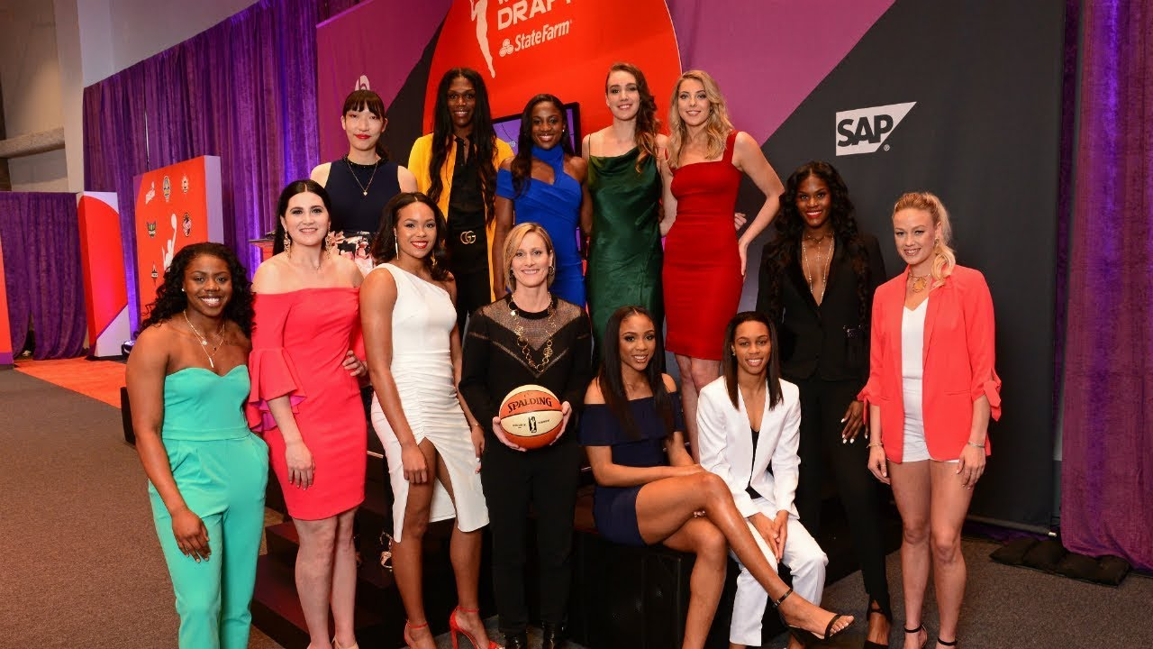 Photo of WNBA Draft 2019 Attendees Selection & Interview Recap