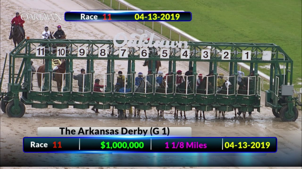 Photo of Apr 13 2019 The Arkansas Derby