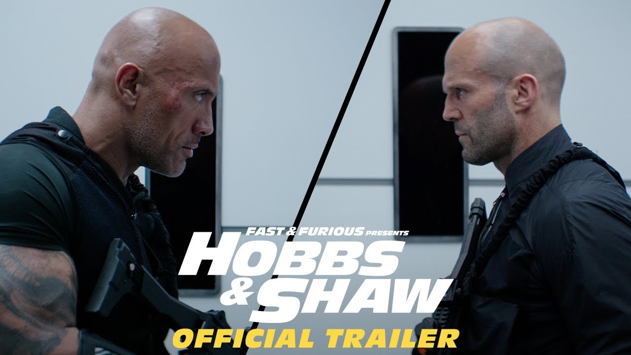 Photo of Fast & Furious Presents: Hobbs & Shaw – Official Trailer #2 [HD]