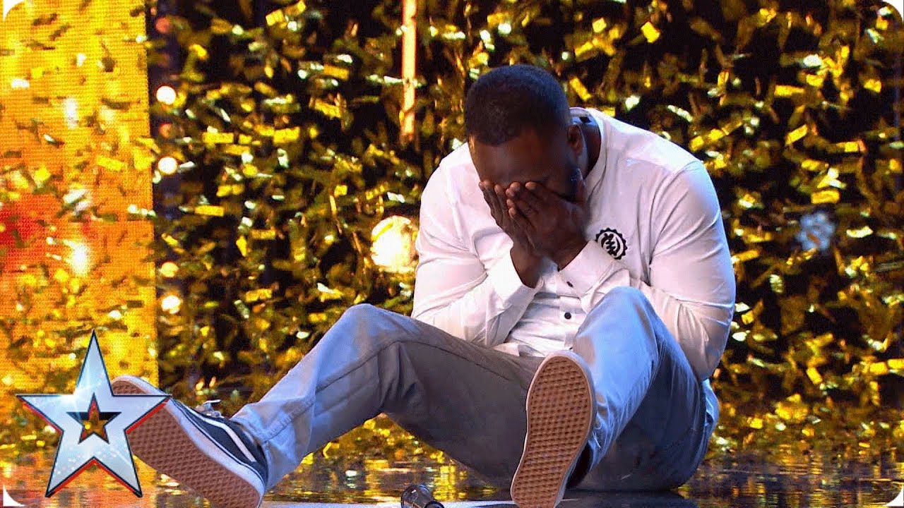 Photo of Comedian Kojo gets Simon's GOLDEN BUZZER | Auditions | BGT 2019