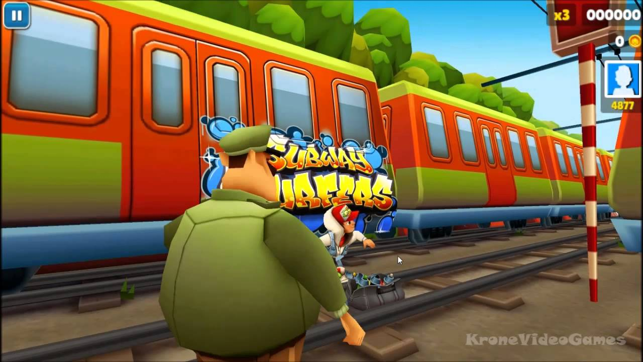 Photo of Subway Surfers Gameplay PC HD