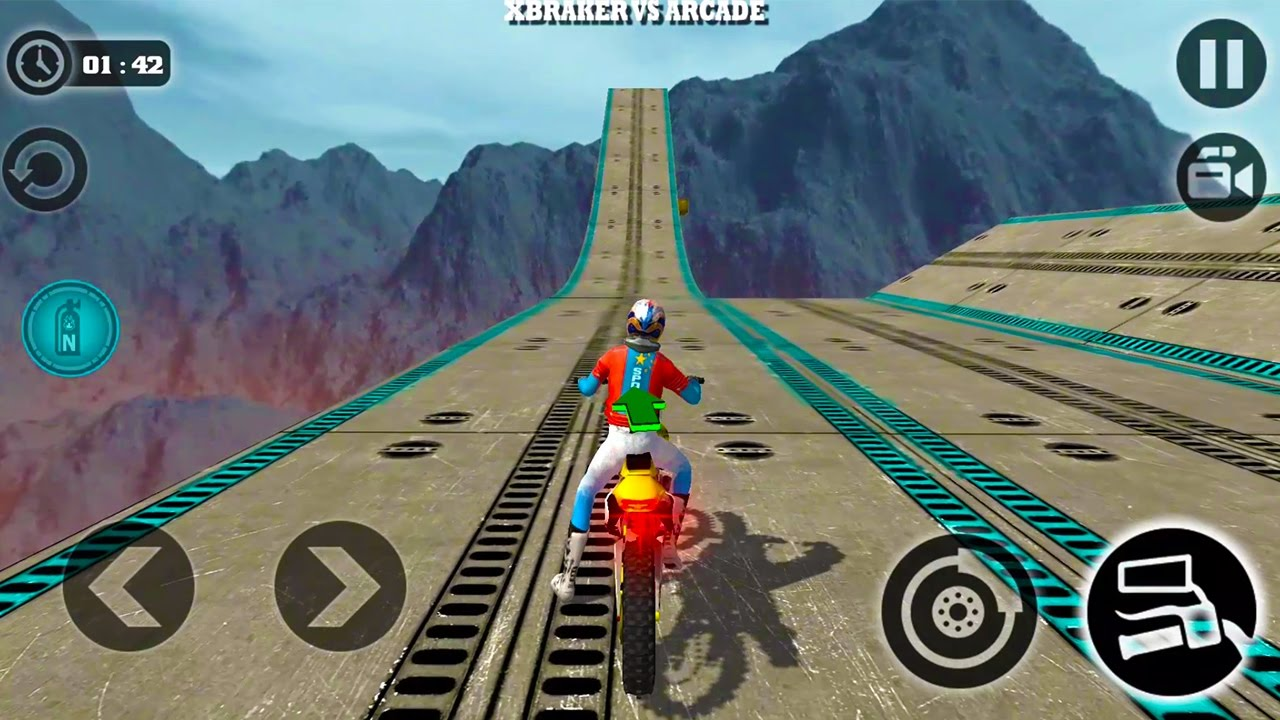 Impossible Motor Bike Tracks New Motor Bike Unlocked – Android GamePlay 2017