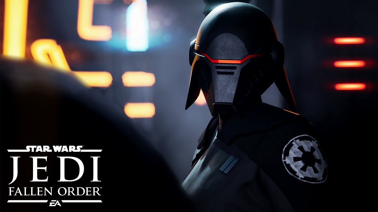 Photo of Star Wars Jedi: Fallen Order — Official Reveal Trailer