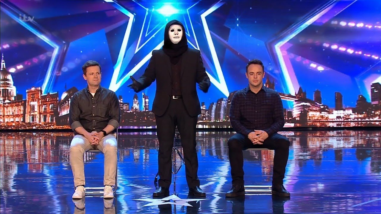 Photo of Britain's Got Talent 2019 Magician X Full Audition S13E02