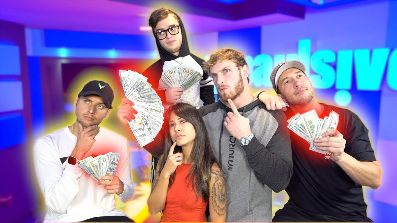 Photo of YOUTUBE JEOPARDY GAME PT. 2! **Losers Pay Cash**