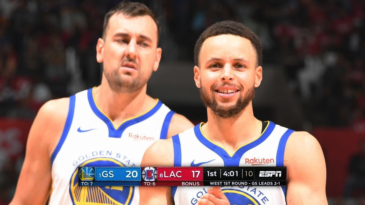 Photo of Golden State Warriors vs LA Clippers – Game 4 – Full Game Highlights | 2019 NBA Playoffs
