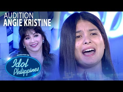 Angie Kristine – Jar of Hearts | Idol Philippines 2019 Auditions