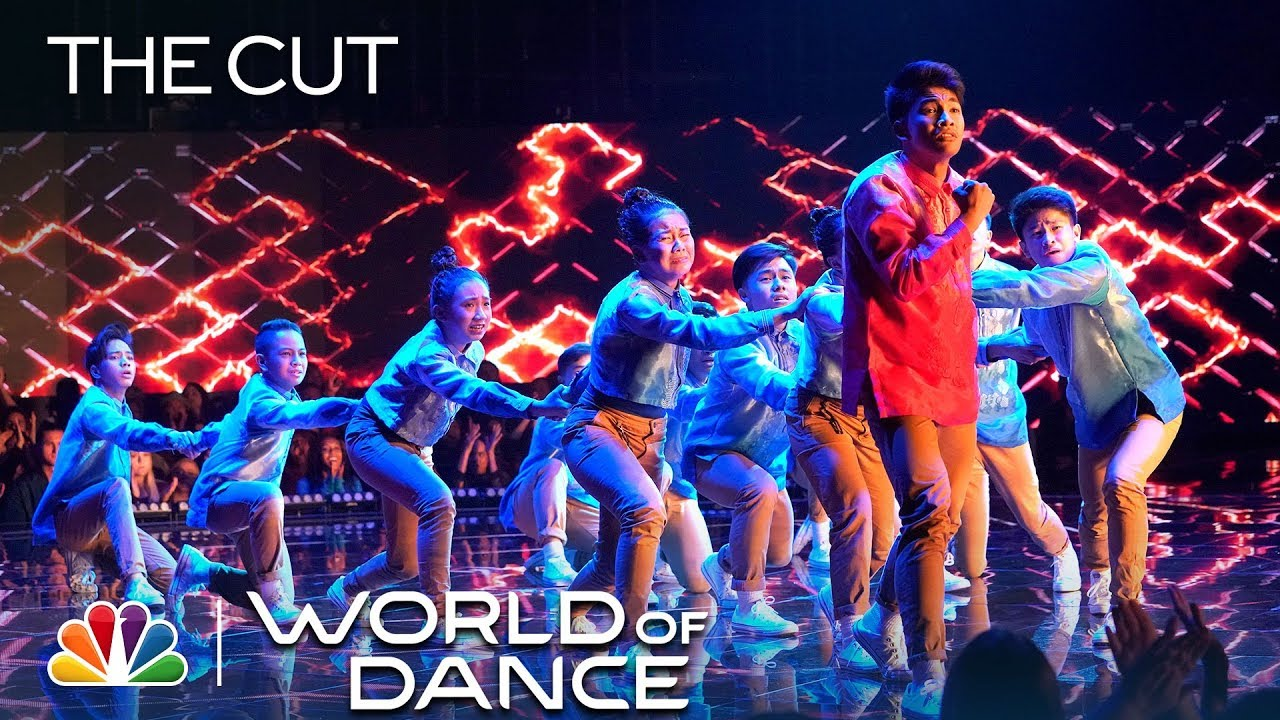 """VPeepz Absolutely Smash Their """"&Burn"""" Routine – World of Dance 2019 (Full Performance)"""