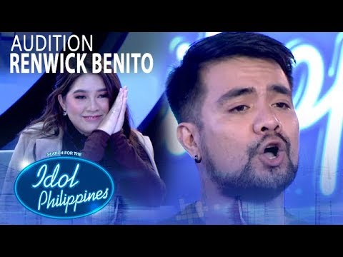 Renwick Benito – Buwan | Idol Philippines 2019 Auditions