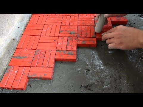 Photo of Bricklaying Art Guide – Creative Idea For Laying Bricks DIY – How To Lay Brick Like A Pro