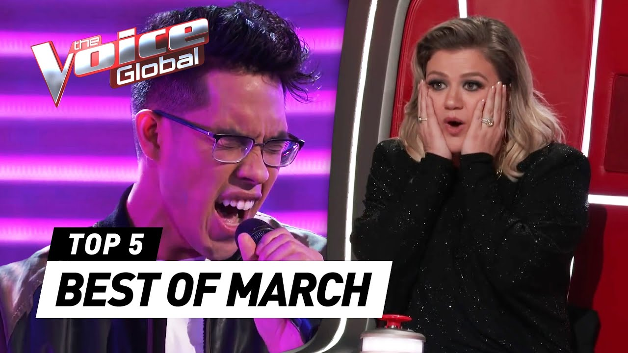 Photo of BEST AUDITIONS of MARCH 2019 in The Voice
