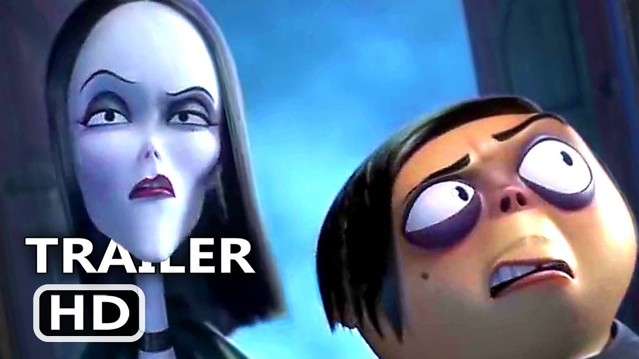 Photo of THE ADDAMS FAMILY Official Trailer (2019) Animated Movie HD