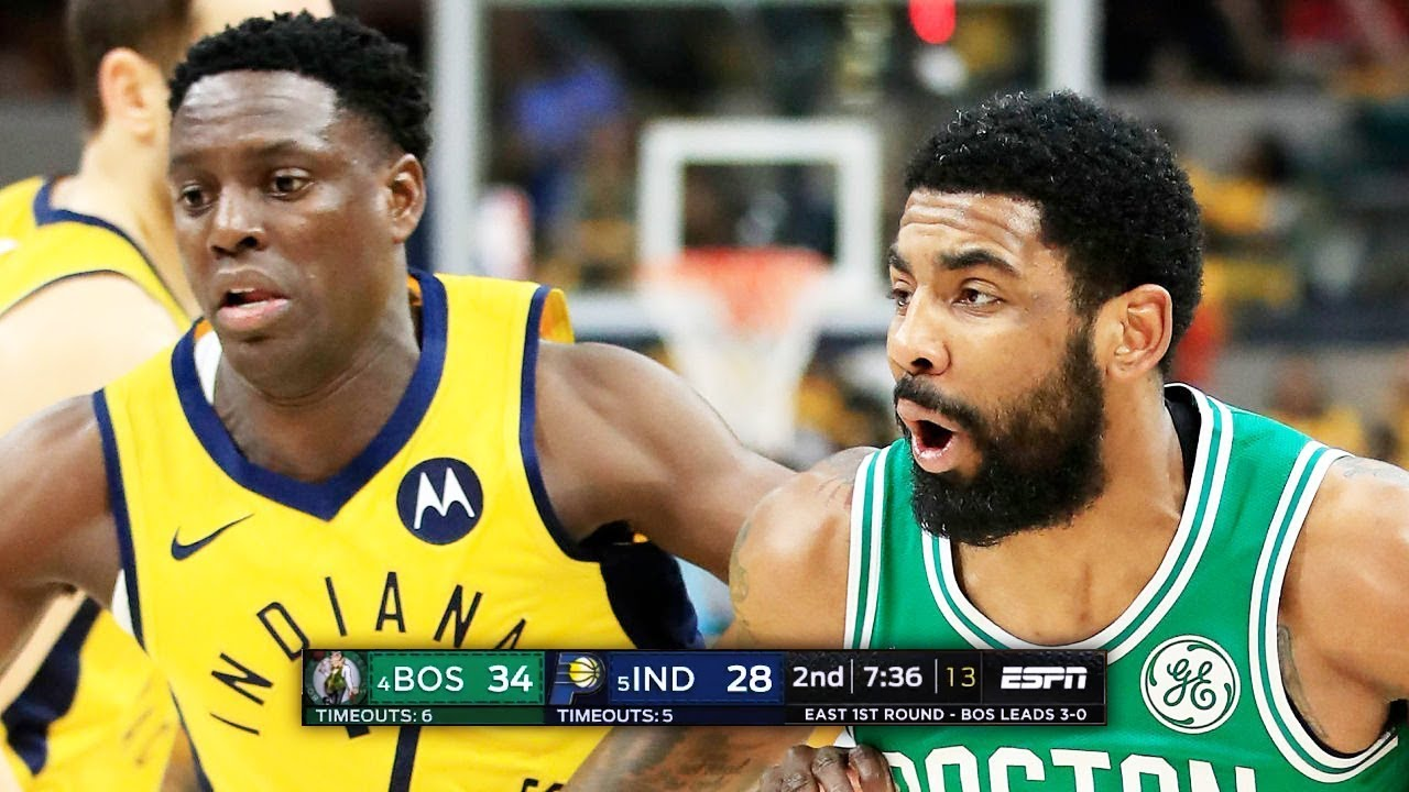 Photo of Boston Celtics vs Indiana Pacers – Game 4 – Full Game Highlights | 2019 NBA Playoffs