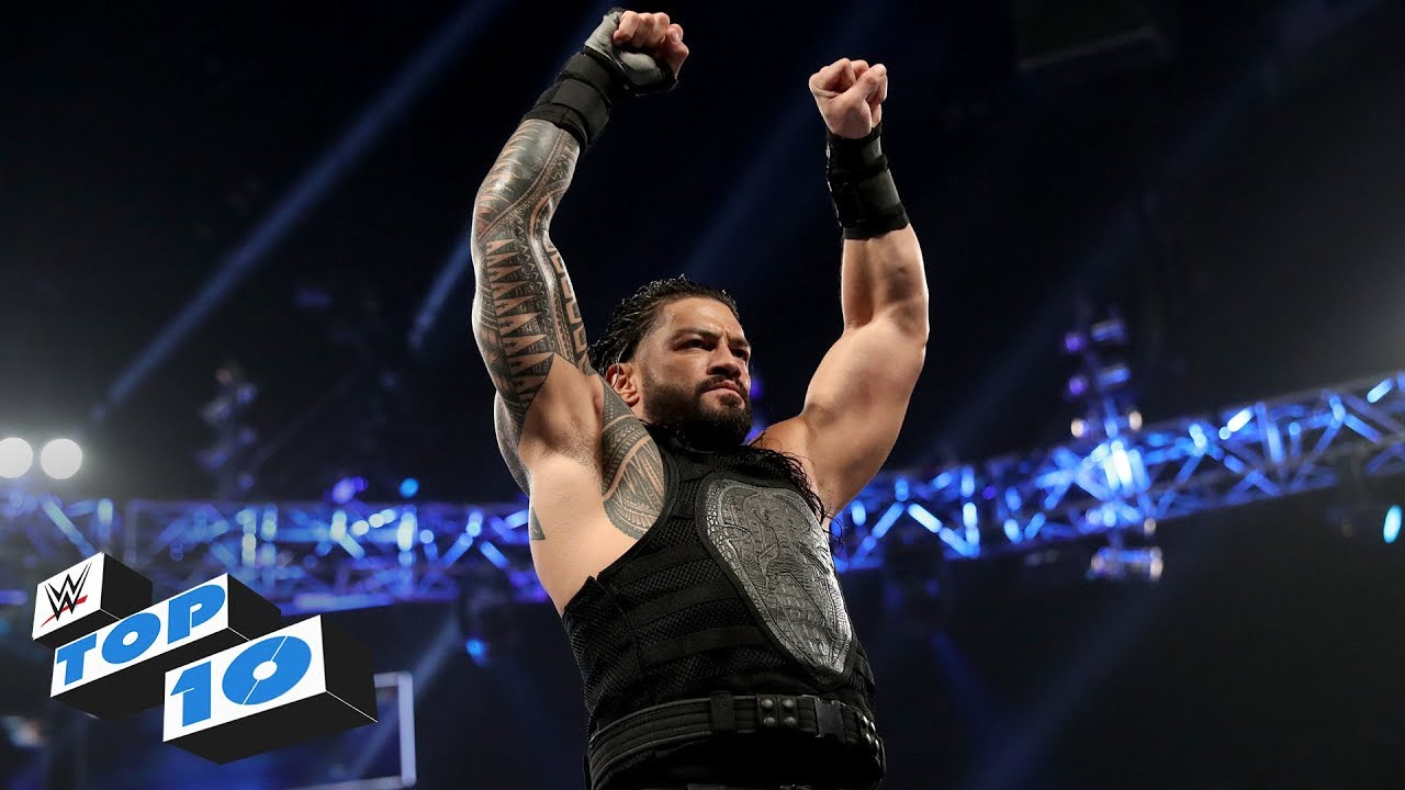 Photo of Top 10 SmackDown LIVE moments: WWE Top 10, April 16, 2019