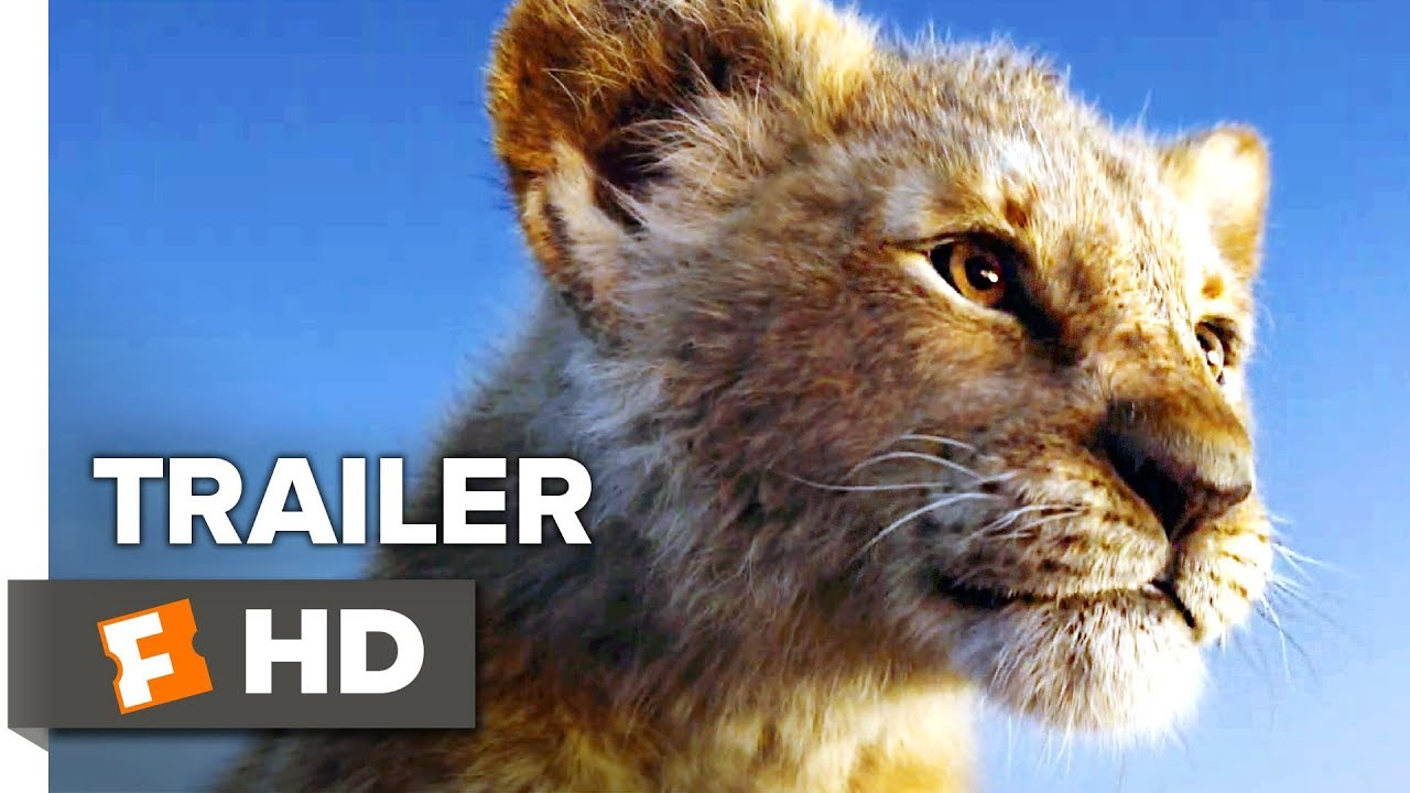 Photo of The Lion King Trailer #1 (2019) | Movieclips Trailers