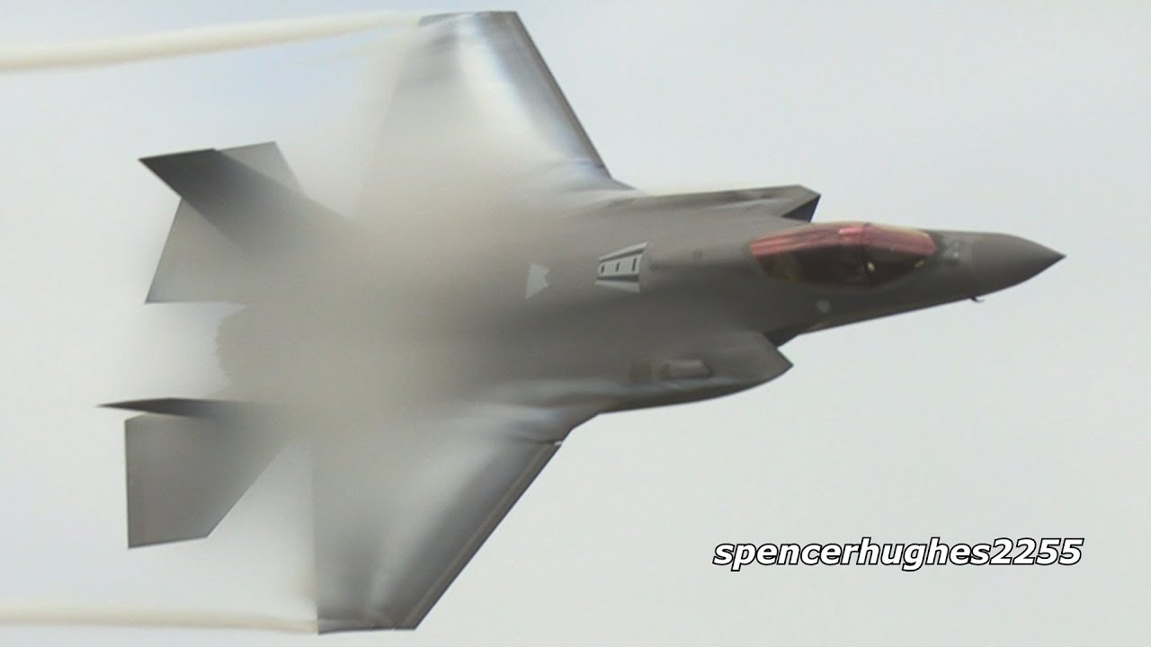 Photo of F-35A Lightning II Demo 2019 Melbourne Air Show