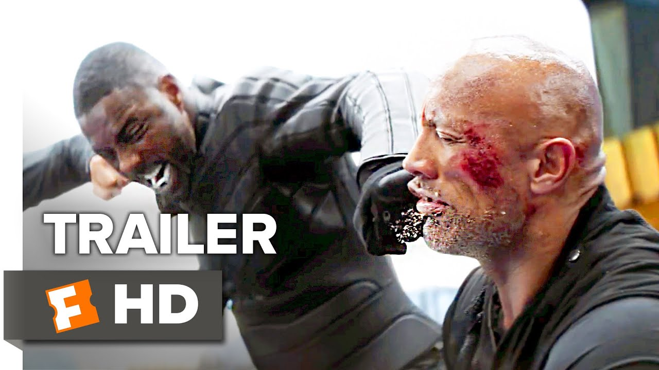 Photo of Hobbs & Shaw Trailer #2 (2019) | Movieclips Trailers