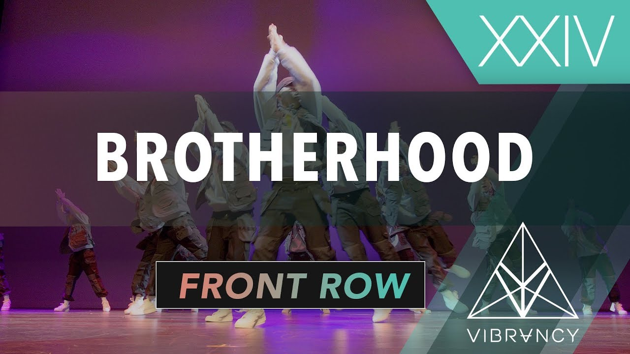 Photo of [1st Place] Brotherhood | Vibe XXIV 2019 [@VIBRVNCY Front Row 4K]