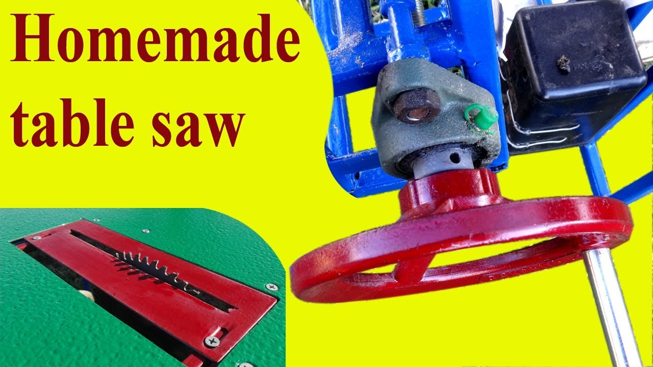 Photo of How to Build not bad Homemade Table Saw