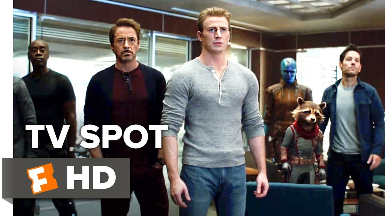 Photo of Avengers: Endgame TV Spot (2019) | 'To The End' | Movieclips Trailer