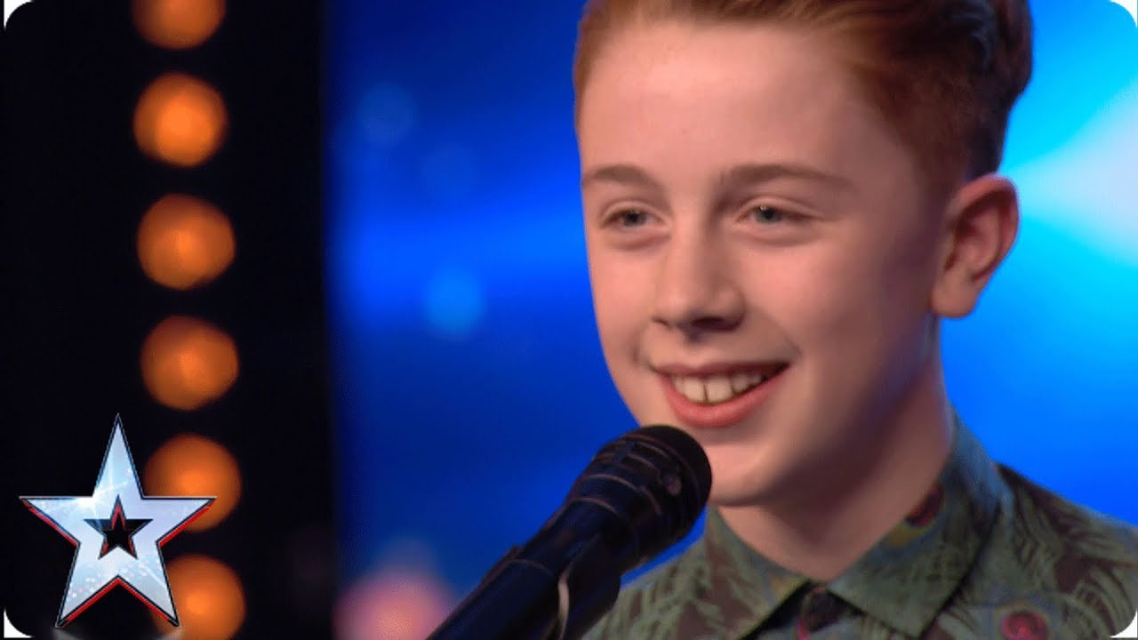 Photo of Could Kerr James be the next Freddie Mercury? | Auditions | BGT 2019