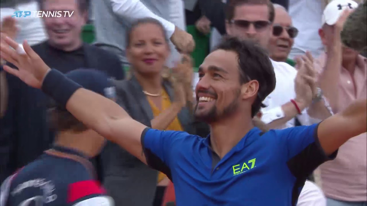 Photo of Fognini Shocks Nadal, Faces Lajovic in Final | Monte-Carlo 2019 Semi-Final Highlights