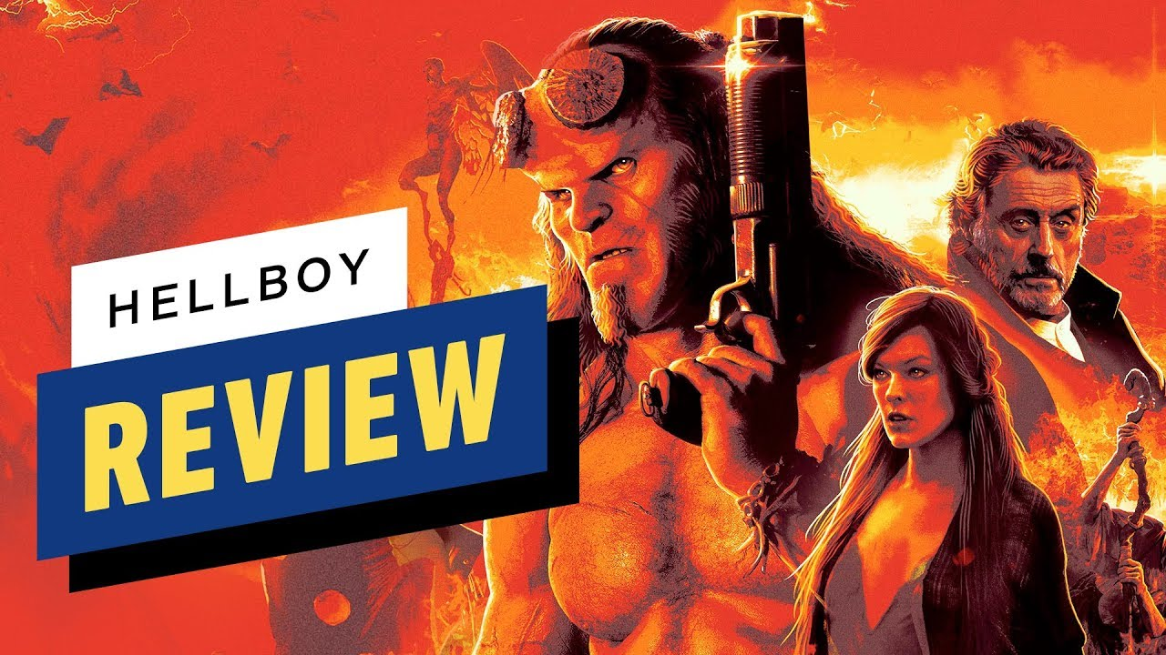 Photo of Hellboy Review (2019)