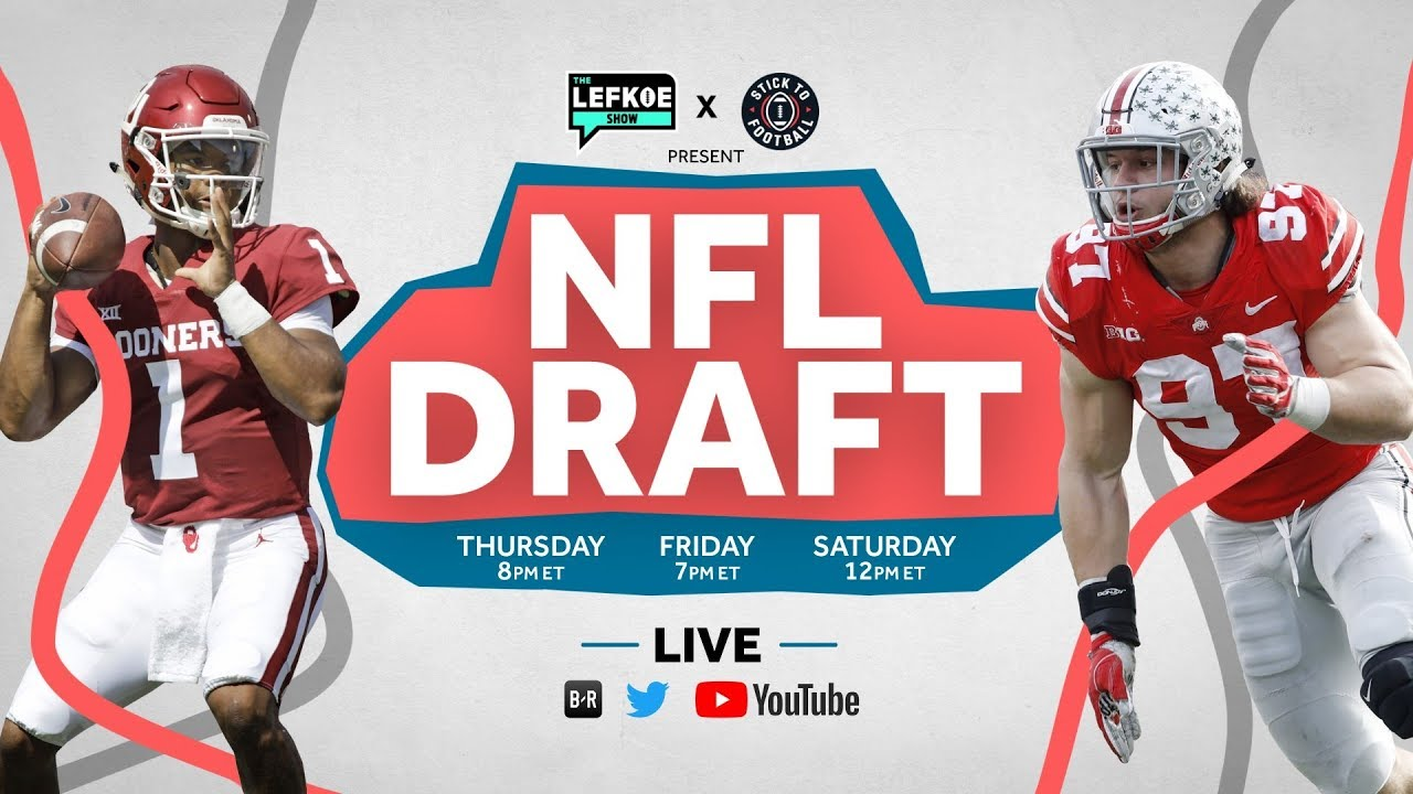 Photo of 2019 NFL Draft Show: Live Grades & Reactions for EVERY Round 1 Pick