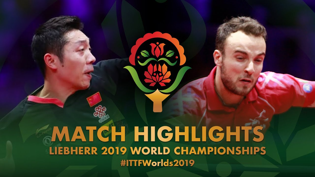 Photo of Simon Gauzy vs Xu Xin | 2019 World Championships Highlights (R32)